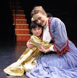 Anna & child