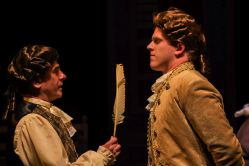 Ken Kemp as John Adams and Matt Peterson as Thomas Jefferson